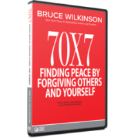 70x7 Finding peace by forgiving others Course DVD