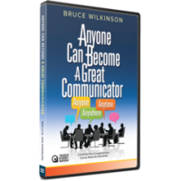 Anyone can become a great communicator Course DVD