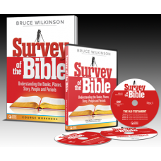 Survey of the Bible Course Review Set (DVD + 2 Workbook Combo)