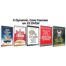 BSOW Year 1, 5 Core Course DVD Pack