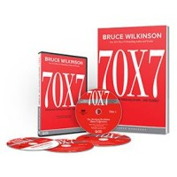 70x7 Finding peace by forgiving others - Review Set (DVD + 2 Workbook Combo)