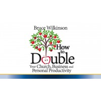 How to Double your church, business and personal productivity - Workbook BULK min 50
