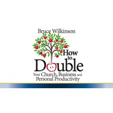 How to Double your church, business and personal productivity - Workbook BULK min 20