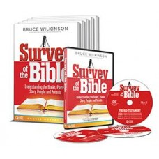 Survey of the Bible Course Class Room Set (DVD + 20 Workbook Combo)